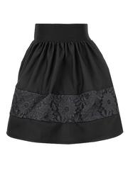 2219-2 юбка детская, черная
