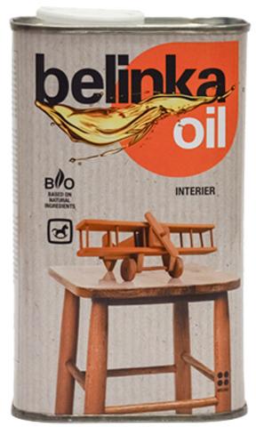 Сертификаты BELINKA Масло с воском для древесины внутри помещений INTERIER