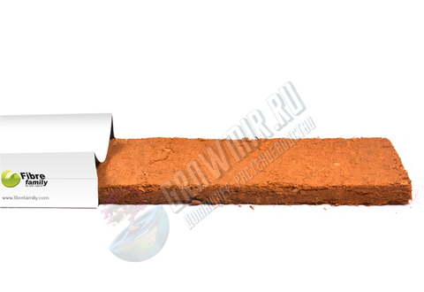 Кокосовый субстрат в мате (50% Сoco pith + 50% Coir fibre, ЕС 2.0)