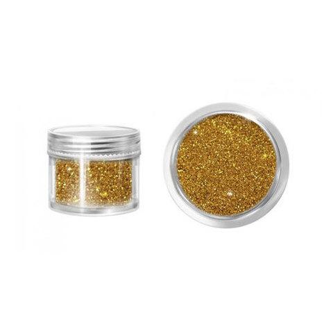 Блестки в банке 3 гр. мелкие Мульти золото