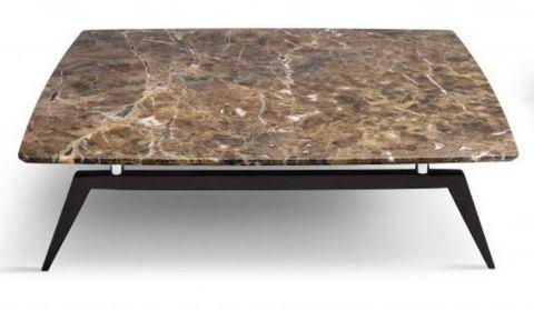 Журнальный столик из мрамора 80*80, Италия