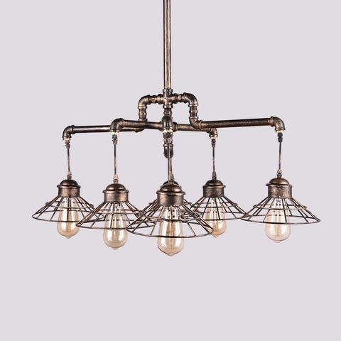 Подвесной светильник 1063 by Art Retro