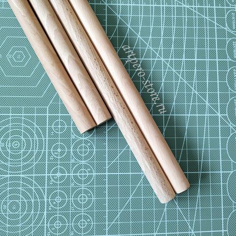 Ручки для сумок деревянные, выбрать размер