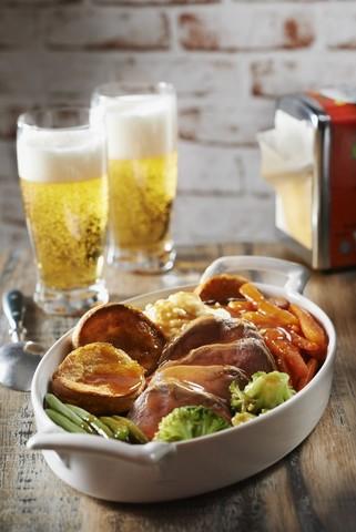 Овальное фарфоровое блюдо белое, артикул 614832, серия Belle Cuisine