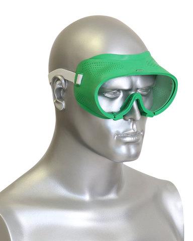 Очки  (Р2) закрытые, с непрямой вентиляцией