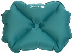 Надувная подушка Klymit Pillow X large Green, зеленый