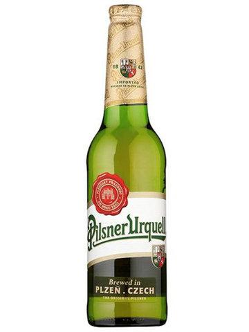 Pilsner Urquel / Пилснер Урквелл (светлое фильтрованное пастеризованное)