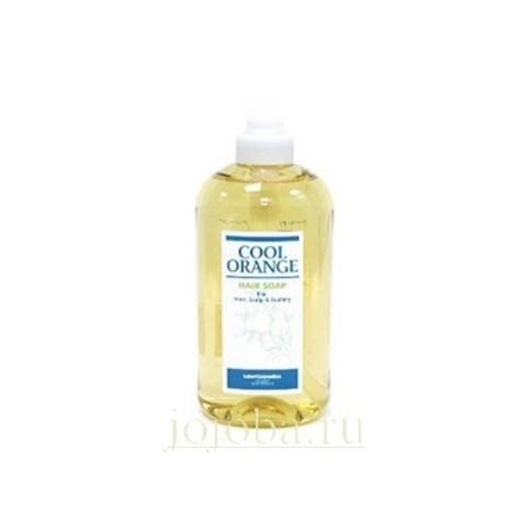 Lebel Cool Orange: Шампунь для волос Холодный Апельсин (Hair Soap Cool), 200мл/600мл/1.6л