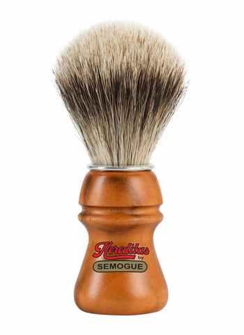Помазок для бритья Semogue 2015 HD барсук silvertip