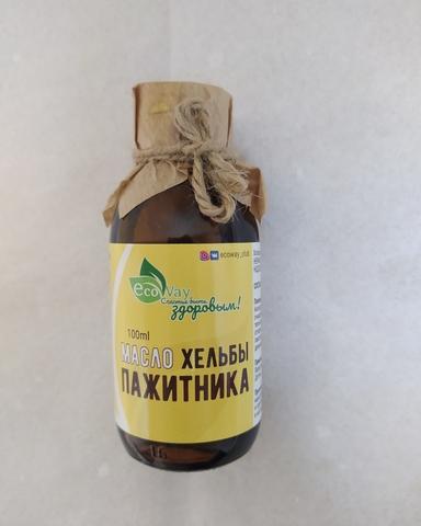 Масло хельбы/пажитника, 100 мл. (Султангараев)