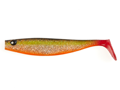 Виброхвост LJ 3D Red Tail Shad 7