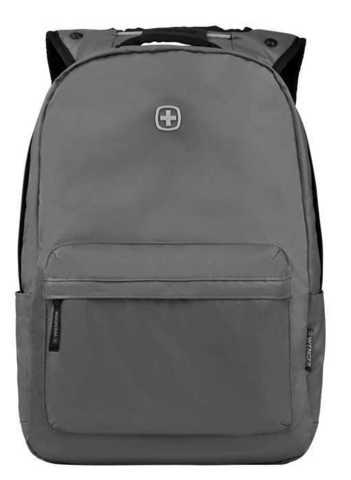 Картинка рюкзак городской Wenger  серый - 1