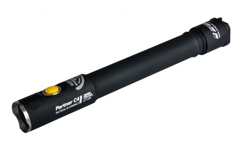 Тактический фонарь Armytek Partner C4 Pro v3 XHP35 (тёплый свет)