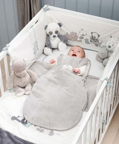 Спальный мешок Nattou Loulou, Lea & Hippolyte 70см