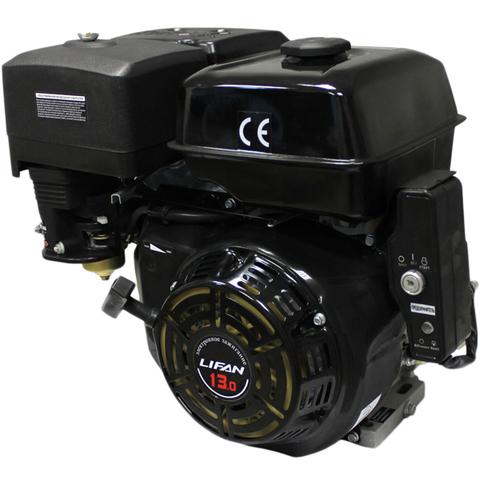 Двигатель Lifan 188FD 3А, с катушкой 3А и электростартером