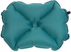 Надувная подушка Klymit Pillow X large Green, зеленый - 2