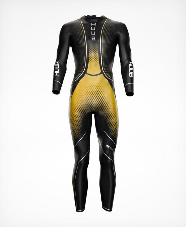 Гидрокостюм Brownlee Agilis Limited Edition Gold + TT рюкзак