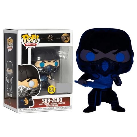 Funko POP! Movies Mortal Kombat Sub-Zero (GW) || Саб Зиро (светится в темноте)