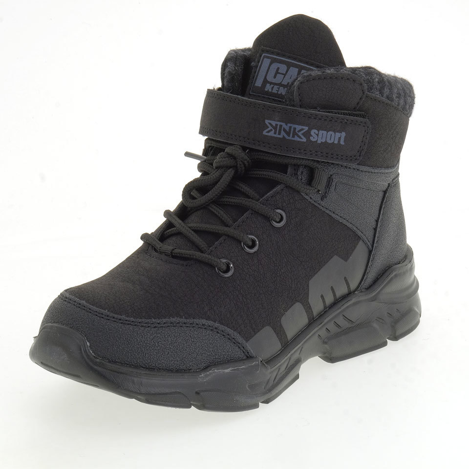 Ботинки KENKA _ IXK_20-010 черный