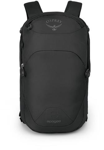 Картинка рюкзак городской Osprey Apogee Sentinel Grey - 3