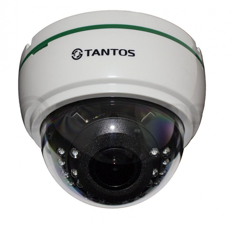 Камера видеонаблюдения TANTOS TSi-De25VPA