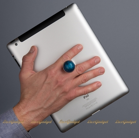 держатель для планшета или телефона NiteIze Steelie HobKnob STHB-M1-R8, разные цвета