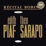 Edith Piaf, Theo Sarapo / Piaf And Sarapo At The Bobino (LP)