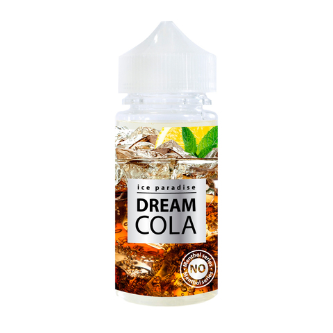 Жидкость Ice Paradise 100 мл Dream Cola No Menthol