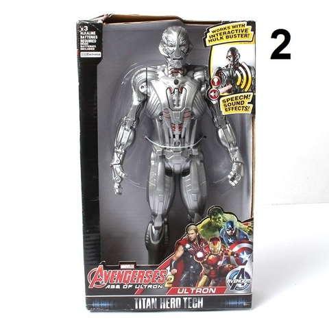 Superhero Titan Marvel Avengers figure