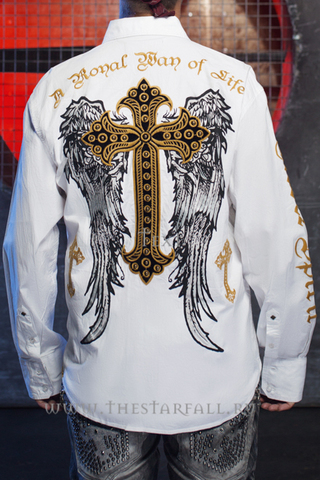 Рубашка Rebel Spirit LSW151677