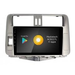 Штатная магнитола на Android 8.1 для Toyota Land Cruiser 200 09-14 Roximo S10 RS-1114