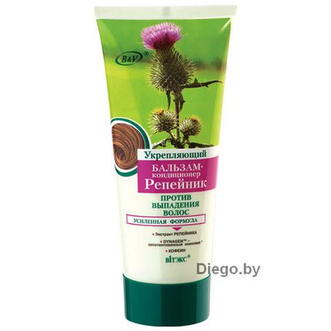 Укрепляющий бальзам - кондиционер « Репейник » против выпадения волос , 200 мл ( Репейник против выпадения волос )