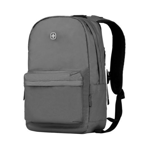 Картинка рюкзак городской Wenger  серый - 3