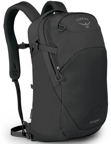 Картинка рюкзак городской Osprey Apogee Sentinel Grey - 1