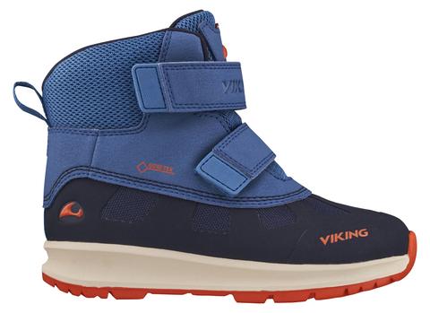 VIKING Toby GTX  зимние ботинки для мальчика Викинг НОВИНКА 2019г.!