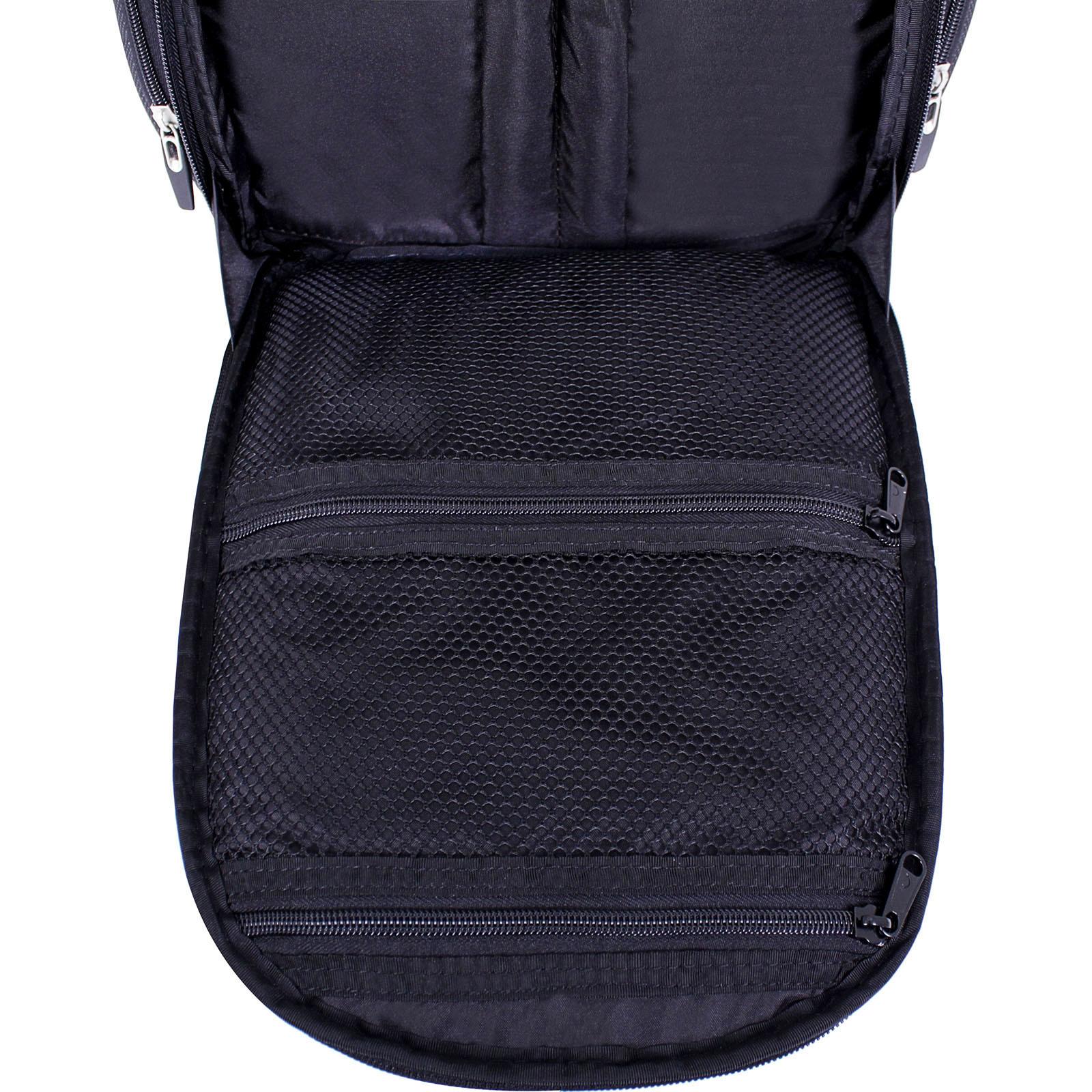Рюкзак для ноутбука Bagland Tibo 23 л. Чёрный (0019066) фото 10