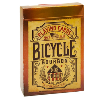 Карты Bicycle Bourbon