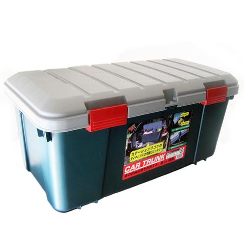 Экспедиционный ящик IRIS RV BOX Car Trunk 85, 85 л