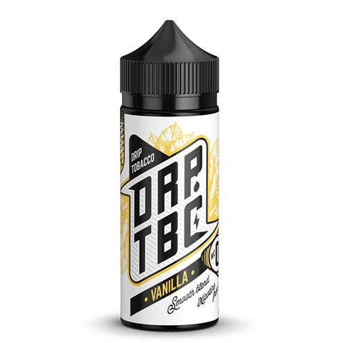 Жидкость Drip Tobacco by Pride Vape 120 мл Vanilla