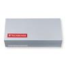 Нож-брелок Victorinox Classic Midnight MiniChamp, 58 мм, 17 функций, красный