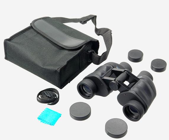 Бинокль Veber Free Focus БПШ 7x35 - фото 2