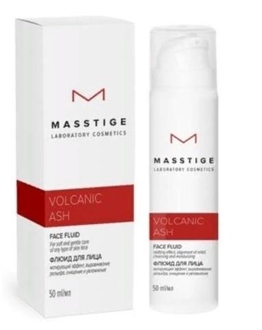MASSTIGE Volcanic ASH Флюид для лица  50мл