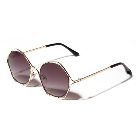 Солнцезащитные очки 1155002s Черный - фото