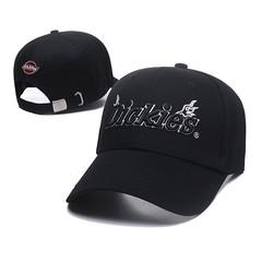 Кепка с логотипом Dickies (Бейсболка) черная 01