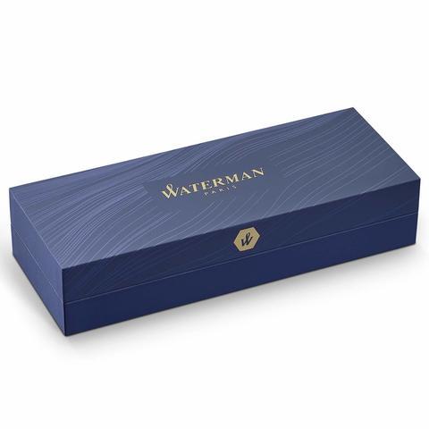 Ручка роллер Waterman Hemisphere Deluxe Blue Wave123