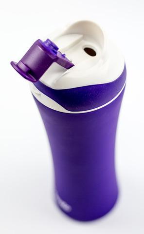Термокружка El Gusto Fusion (0,47 литра), фиолетовая