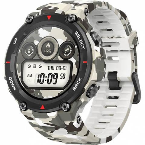 Смарт часы Amazfit T-Rex (Camo Green)
