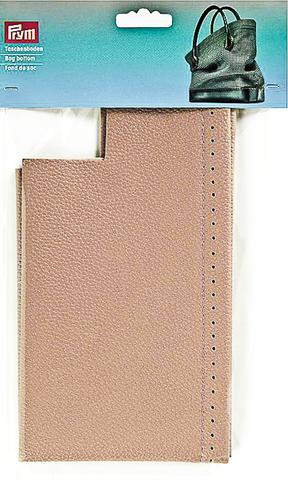 Дно для сумки Caroline, бежевый, иск. кожа, размер в готовом виде 32x12x6 cм, Prym (Арт. 615928)