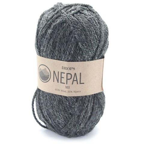 Пряжа Drops Nepal 0506 маренго