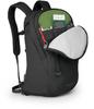 Картинка рюкзак городской Osprey Apogee Sentinel Grey - 4